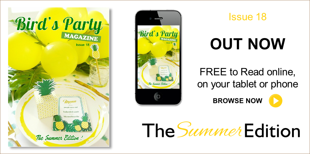 Summer Party Ideas Magazine